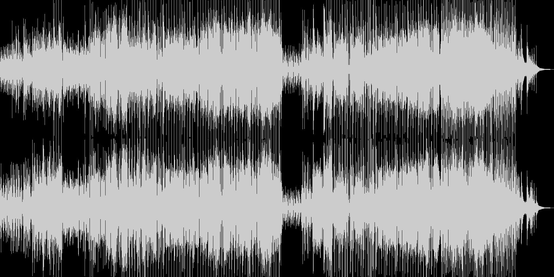 木管とギター・寛げる可憐なジャズ Bの未再生の波形