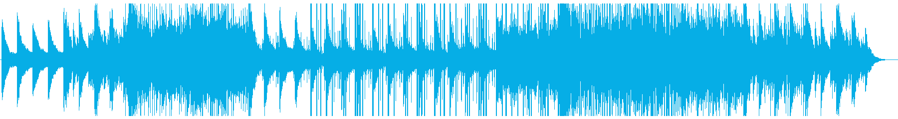 アンビエント リラックス のんびり...の再生済みの波形