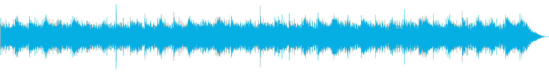 【良雰囲気・生音】しっとりアコギBGMの再生済みの波形
