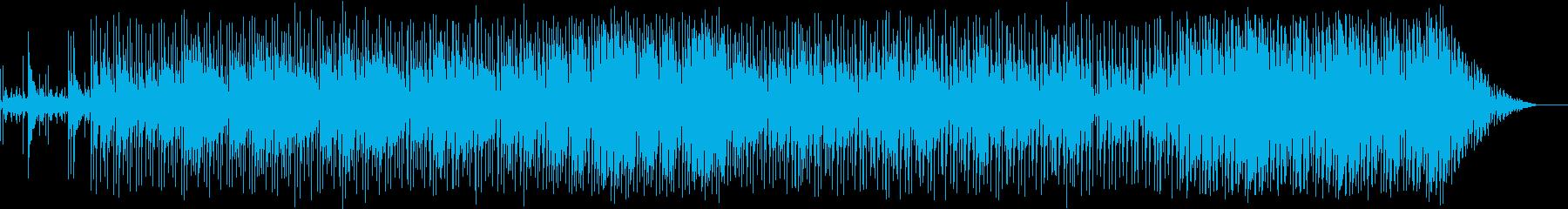 ラウンジ、メロディック。の再生済みの波形