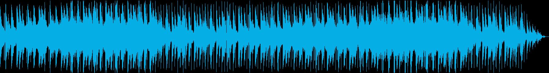 Lo-Fi エレキギター ピアノの再生済みの波形