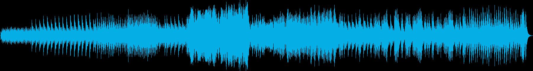 パッヘルベルのカノン(オルゴールアレンジの再生済みの波形