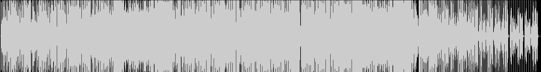 イナズマ級パリピ◆EDM!パワフル低音②の未再生の波形