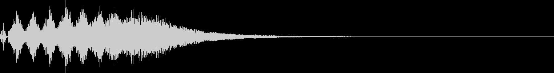 TVFX 目立たせ・アイキャッチ 12の未再生の波形