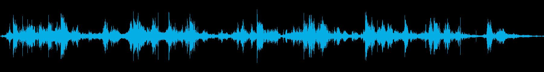 ヘビーボディスマッシュ、バンズアン...の再生済みの波形