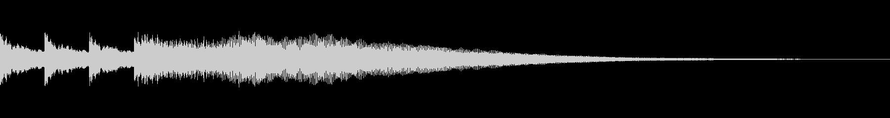 ボーナスリスピンワイルドカードスピン獲得の未再生の波形
