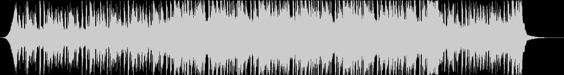 レトロでおしゃれな80'Sエレクトロcの未再生の波形