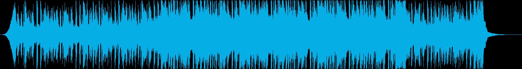 レトロでおしゃれな80'Sエレクトロcの再生済みの波形