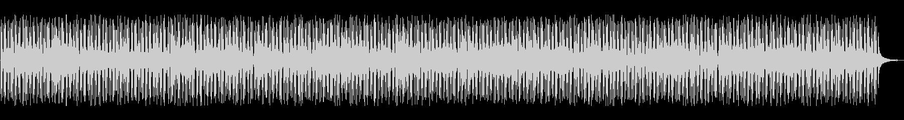 スローなチルアウト系R&Bなエレピの未再生の波形