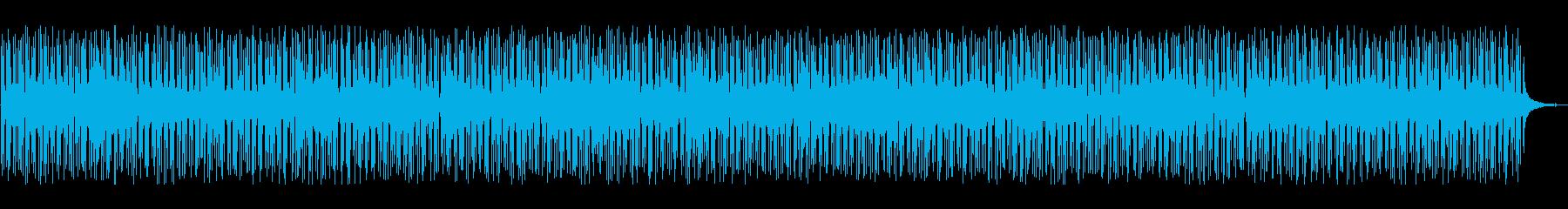スローなチルアウト系R&Bなエレピの再生済みの波形