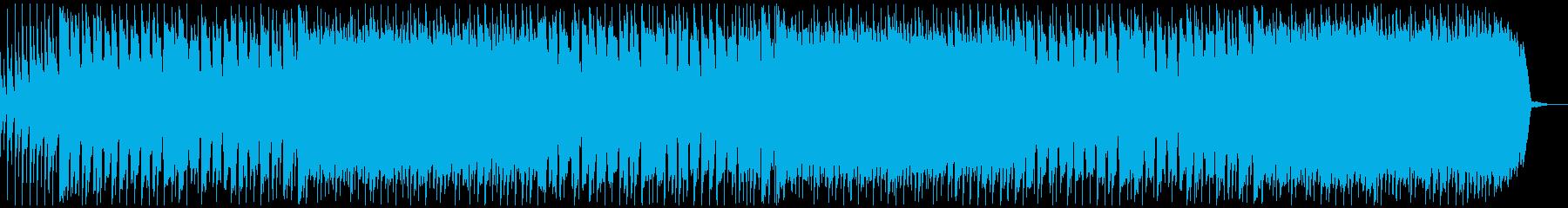 メタル ポップ ロック アクティブ...の再生済みの波形