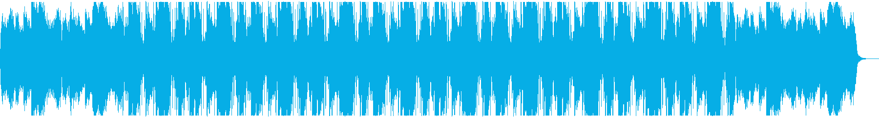 Lo-Fi Hip Hop2(ノイズ無)の再生済みの波形