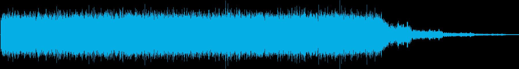 ドローン 産業01の再生済みの波形