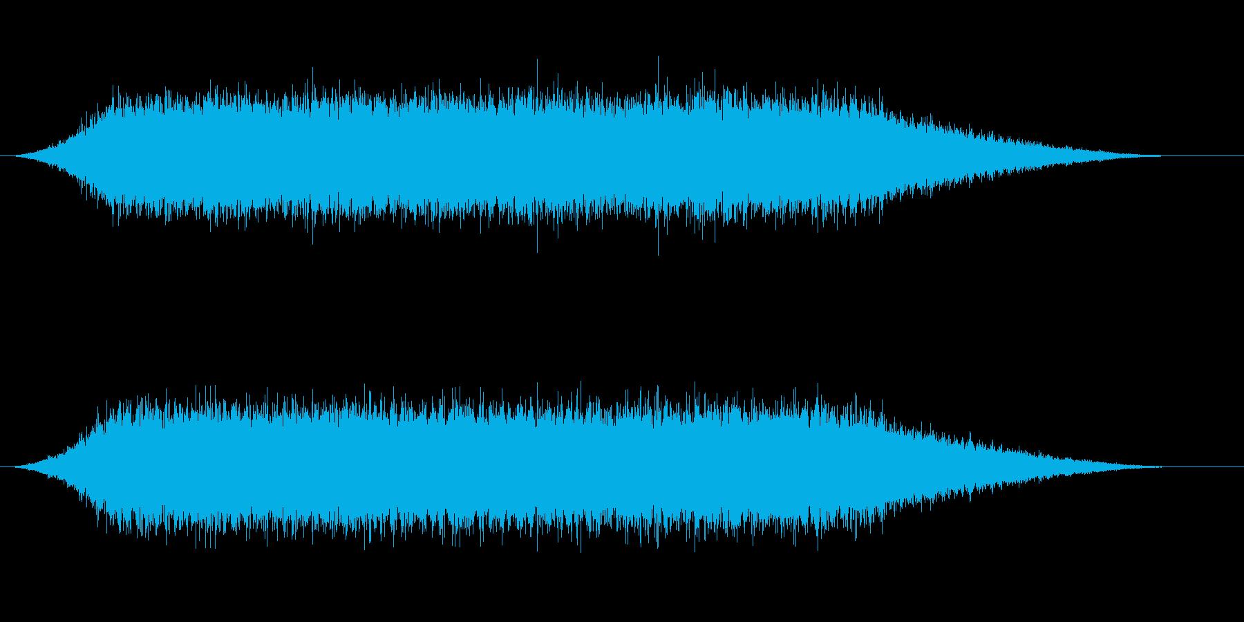 宇宙船・飛翔体#2アイドリングの再生済みの波形