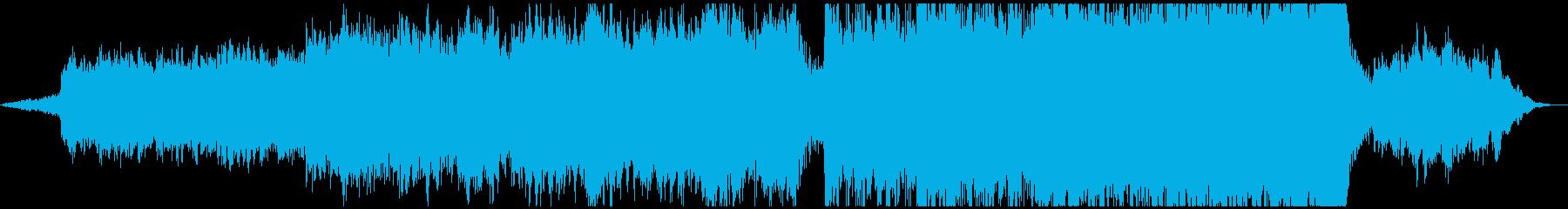 現代的 交響曲 コーポレート ほの...の再生済みの波形
