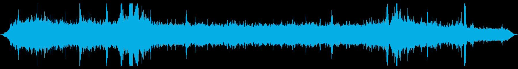 乗客の通勤速度列車:Int:巡航速...の再生済みの波形