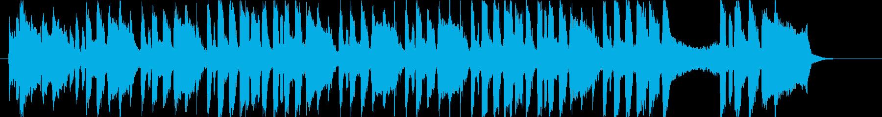 誕生日の歌(ワルツver) 【ミユ】の再生済みの波形