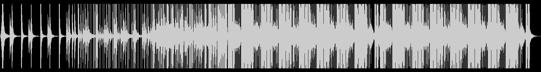 かわいいフューチャーベースNo386_3の未再生の波形