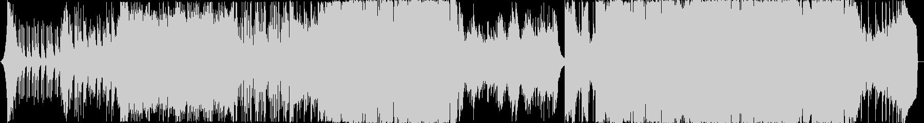 エモーショナルなエピックフューチャベースの未再生の波形