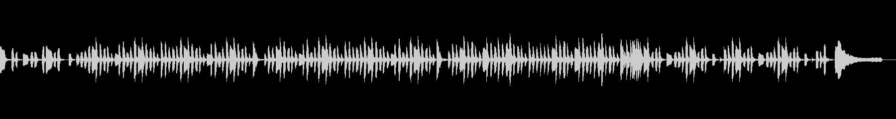 【ループ可】教育番組風のピアノミニマルの未再生の波形