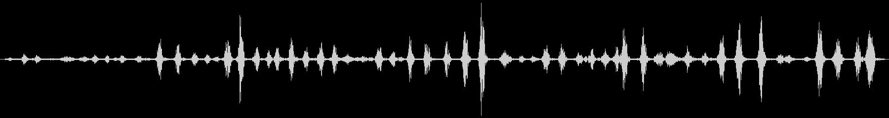 吸引-動物-人工の未再生の波形