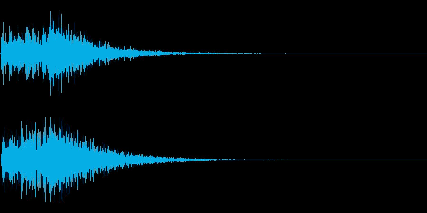 Dark_Attack-32_Delayの再生済みの波形