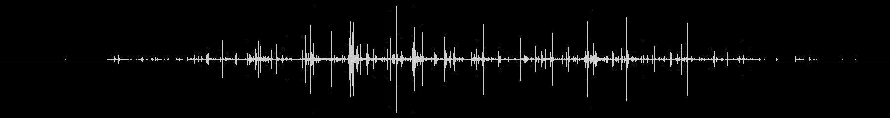 Gasa Sagasa Ear Wased Sound 02's unreproduced waveform