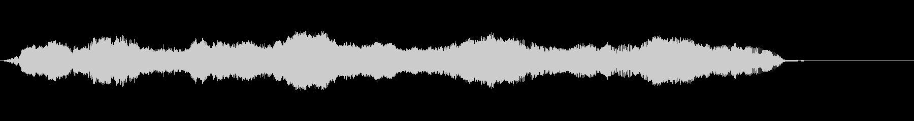 ハーディガーディ:ロングスライドダ...の未再生の波形