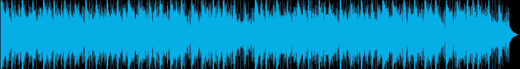 幻想的で壮大な黒田節調の和風オリジナルの再生済みの波形