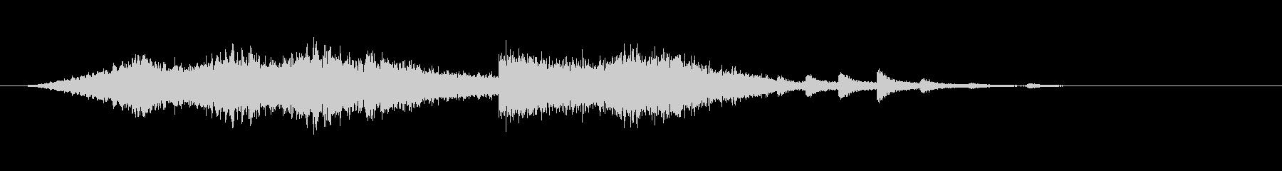 テーマ22:フルミックスの未再生の波形