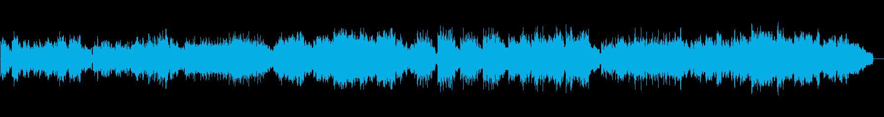 切なくも美しく優しいエレピのソロ演奏の再生済みの波形