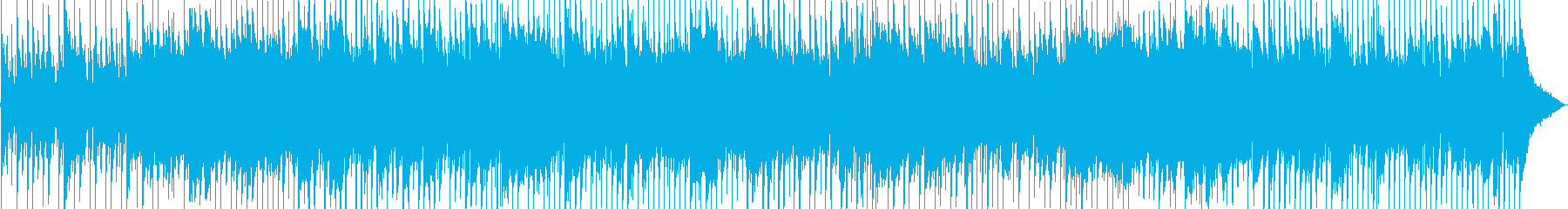 ほのぼの、ほんわかカントリーワルツの再生済みの波形