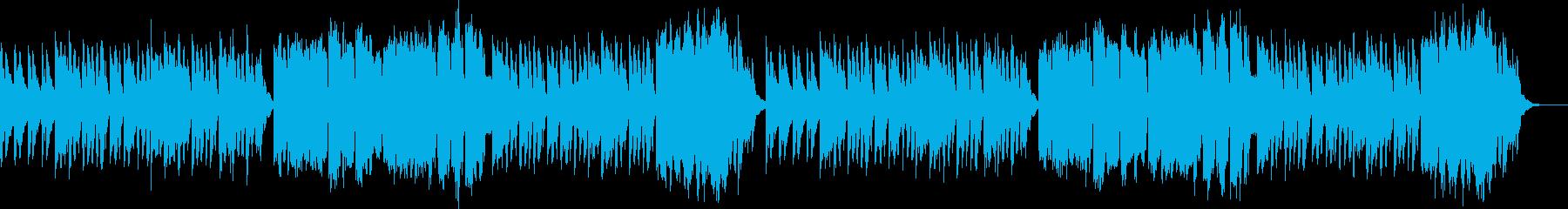 秋 10月 ハロウィン ホラー 定番の再生済みの波形