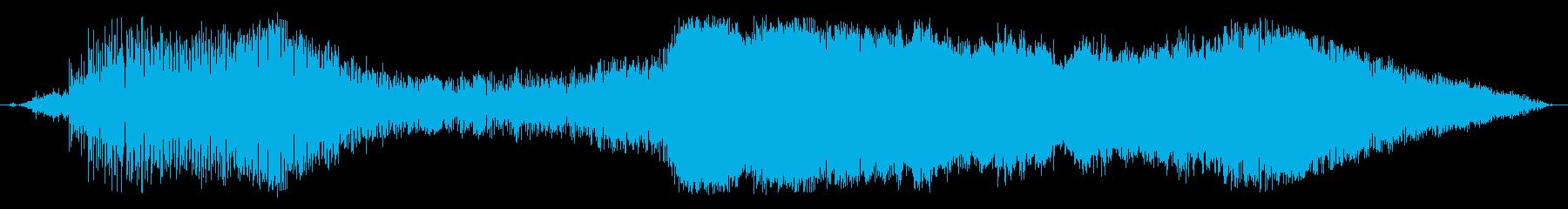 【レース04】ド迫力のエンジン効果音!の再生済みの波形