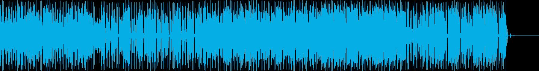 ラウンジ まったり トラップ ヒッ...の再生済みの波形