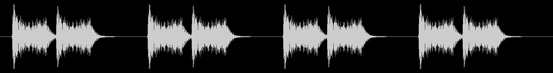 緊急アラート02-4(遠い)の未再生の波形