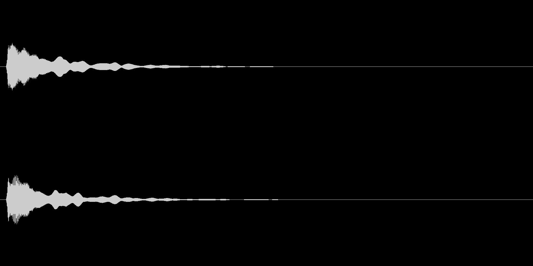 キラキラ系_112の未再生の波形