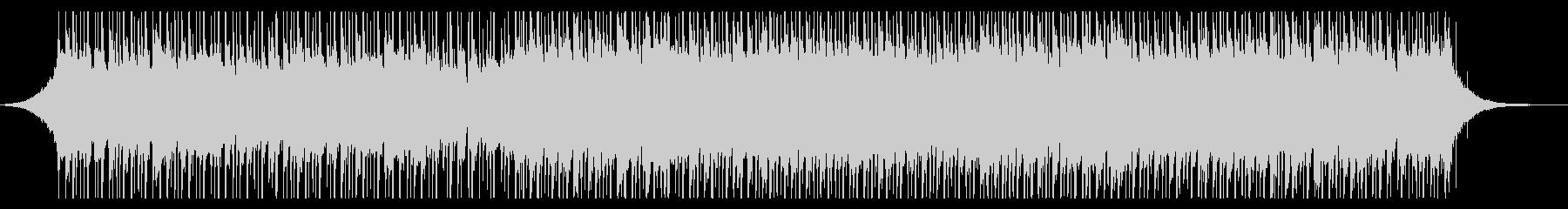 ビルドアップ(60秒)の未再生の波形