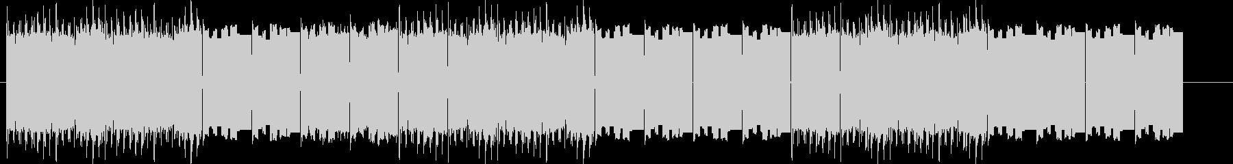 ゲーム・CM・BGMなどに。テクノポップの未再生の波形