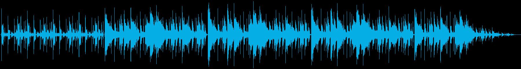 ジングル。最小化、ドラムマシン、奇...の再生済みの波形