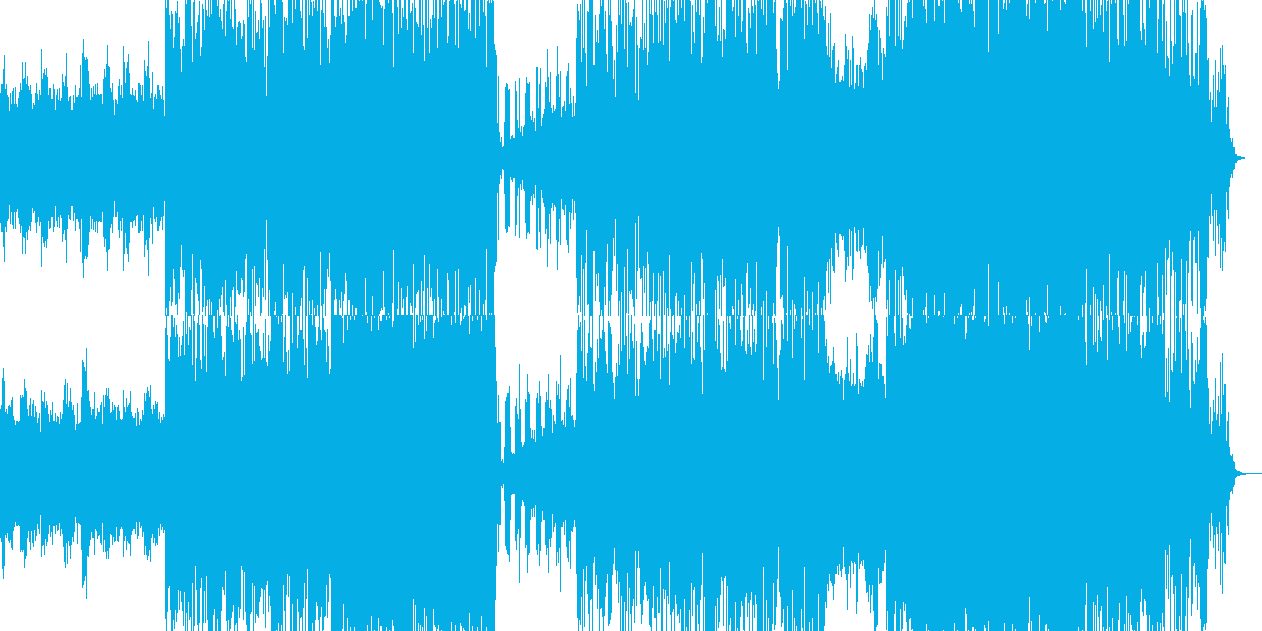 RSFの再生済みの波形