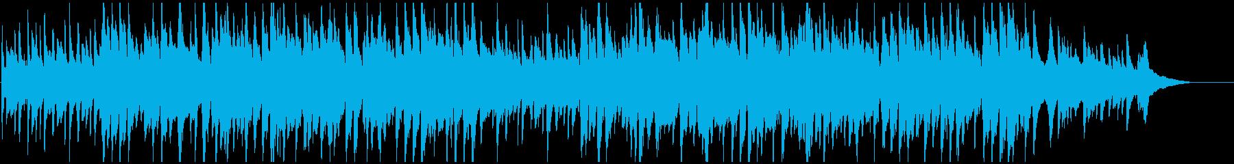 素朴で優しい鍵盤ハーモニカのふるさとの再生済みの波形