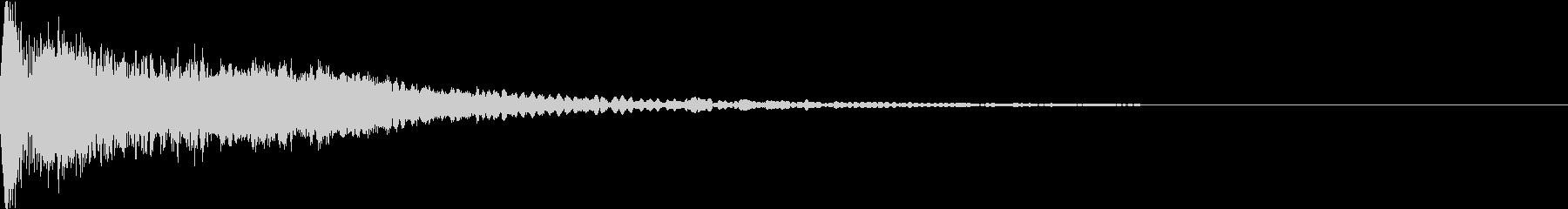 ロボット 合体 ガシーン キュイン 22の未再生の波形