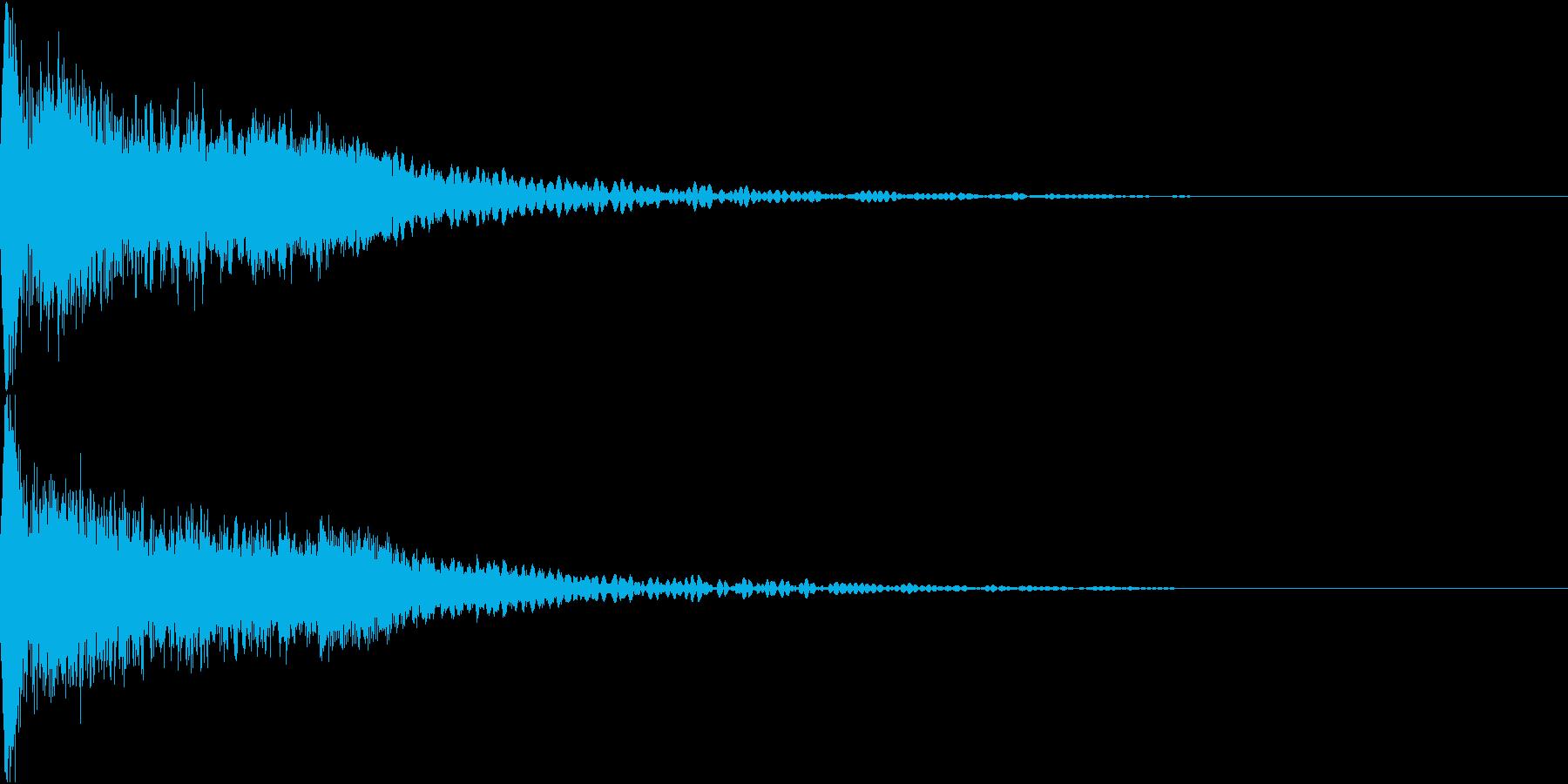 ロボット 合体 ガシーン キュイン 22の再生済みの波形