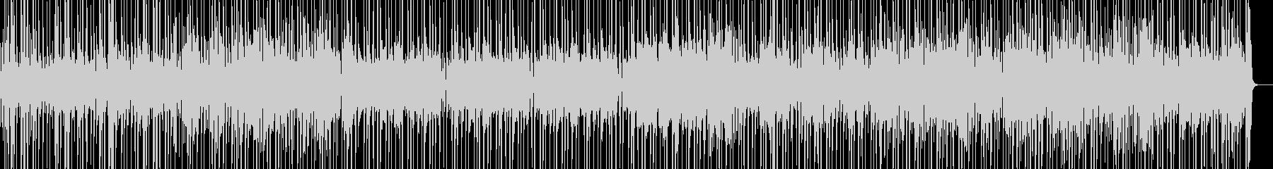 アダルトでパワフルさのあるポップの未再生の波形