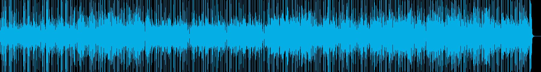 アダルトでパワフルさのあるポップの再生済みの波形
