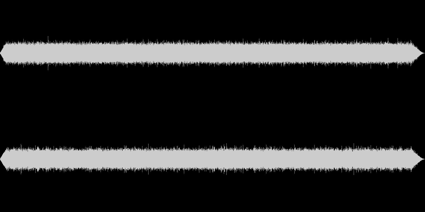 【自然音】渓流01(恵那)バイノーラルの未再生の波形