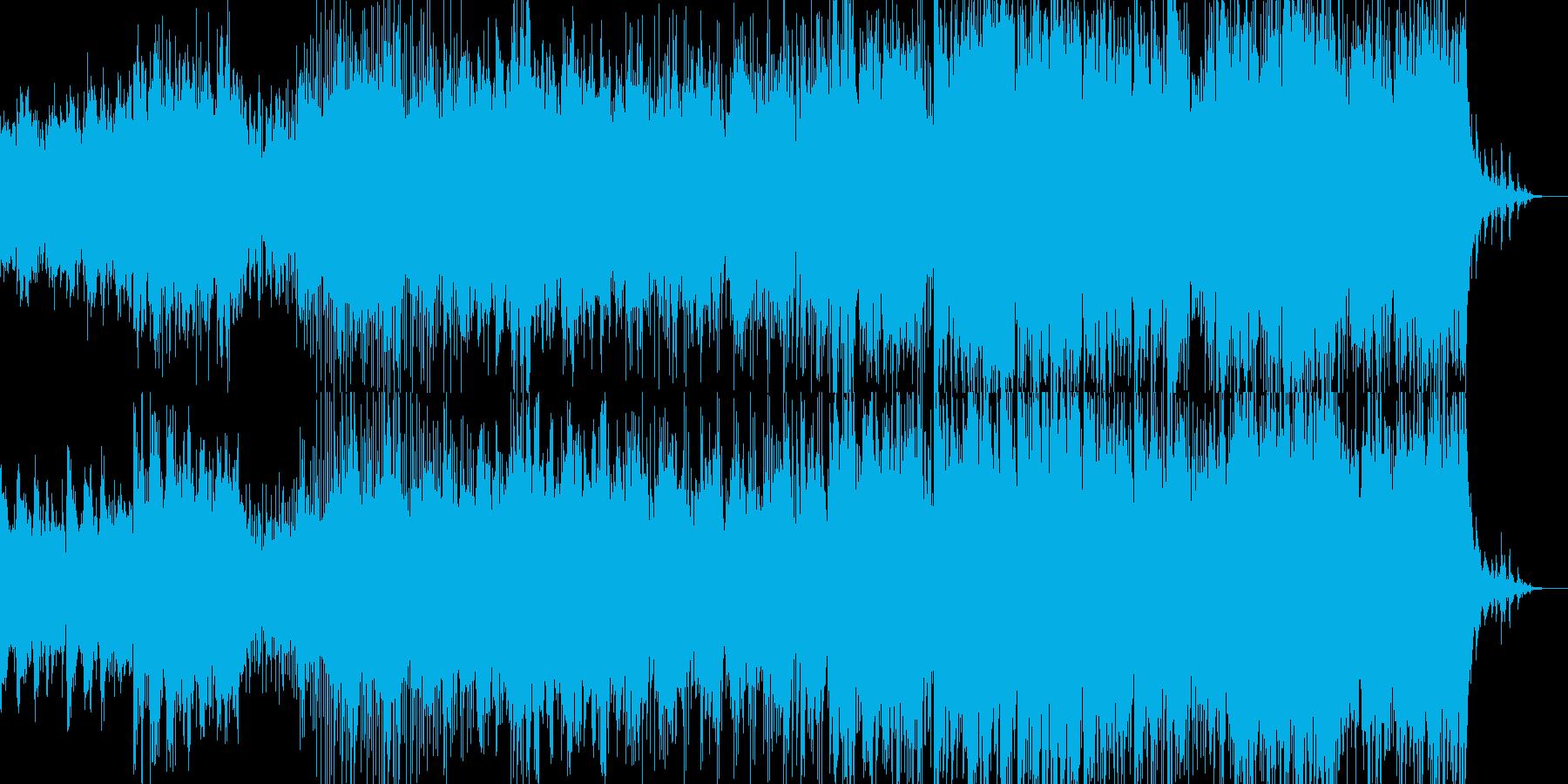 やさしいポップインストーPuzzleの再生済みの波形