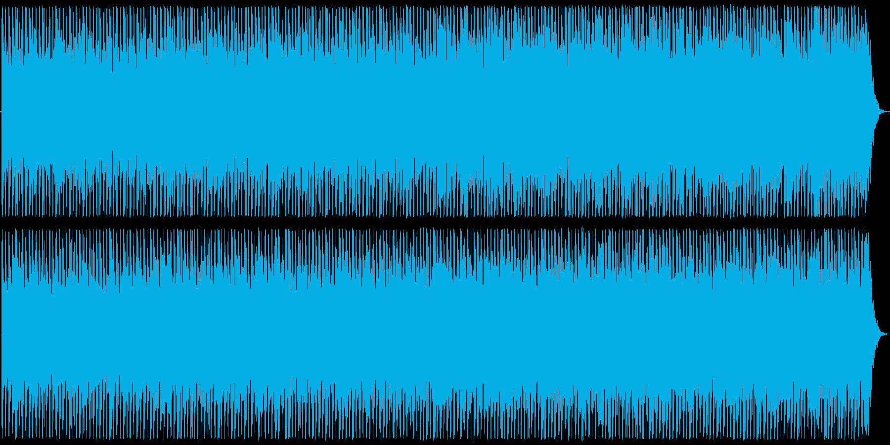アンビエント ドラマチック テクノ...の再生済みの波形