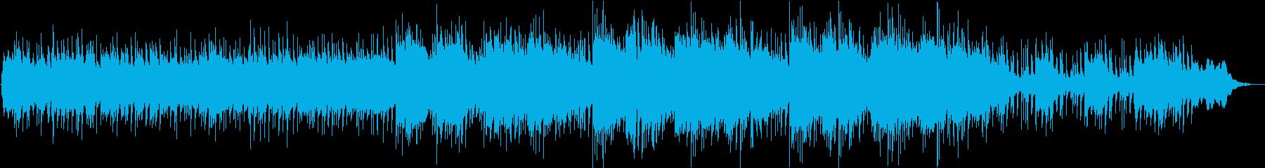 自己啓発系向けほのぼのBGM【短縮版】の再生済みの波形